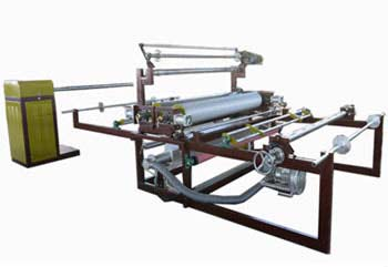 XPE Thickening And Laminating Machine